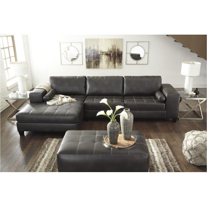Furniture For Less Miami: 8770167 Ashley Furniture Nokomis Living Room Raf Sofa