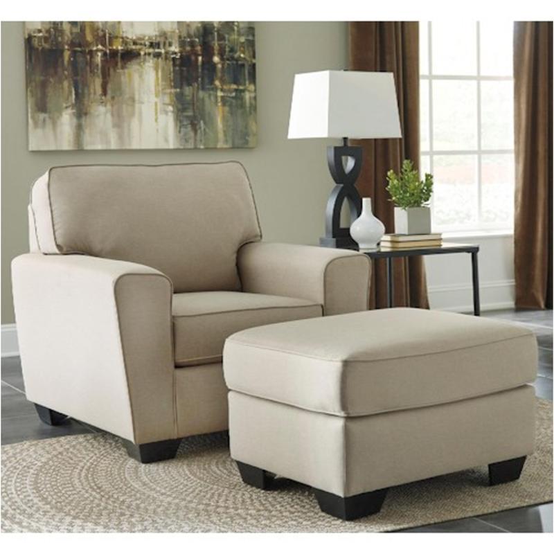 9120320 Ashley Furniture Calicho Ecru Living Room Chair