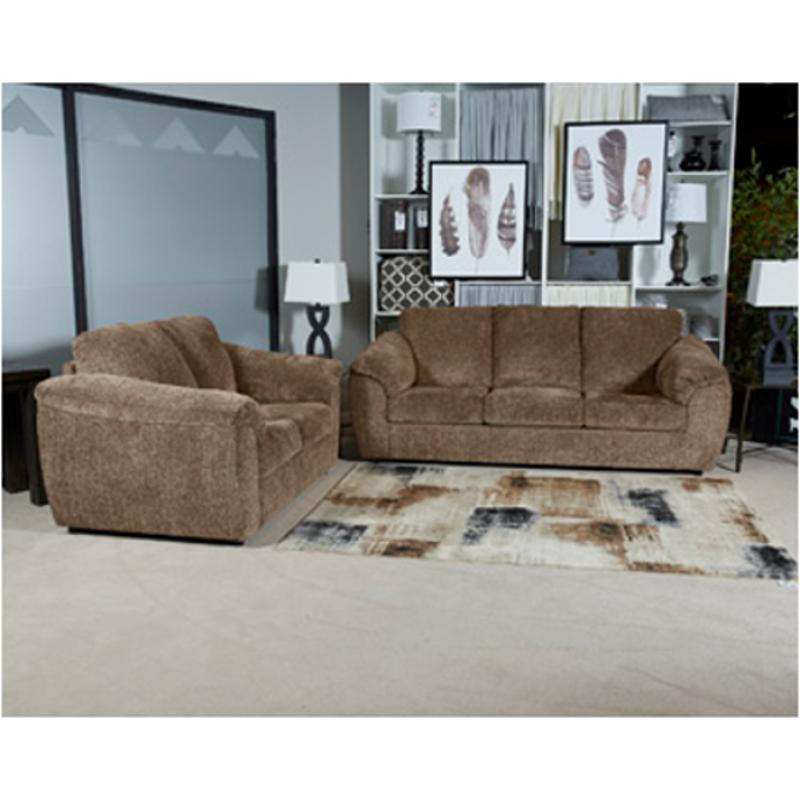 9320338 Ashley Furniture Azaline Umber Living Room Sofa