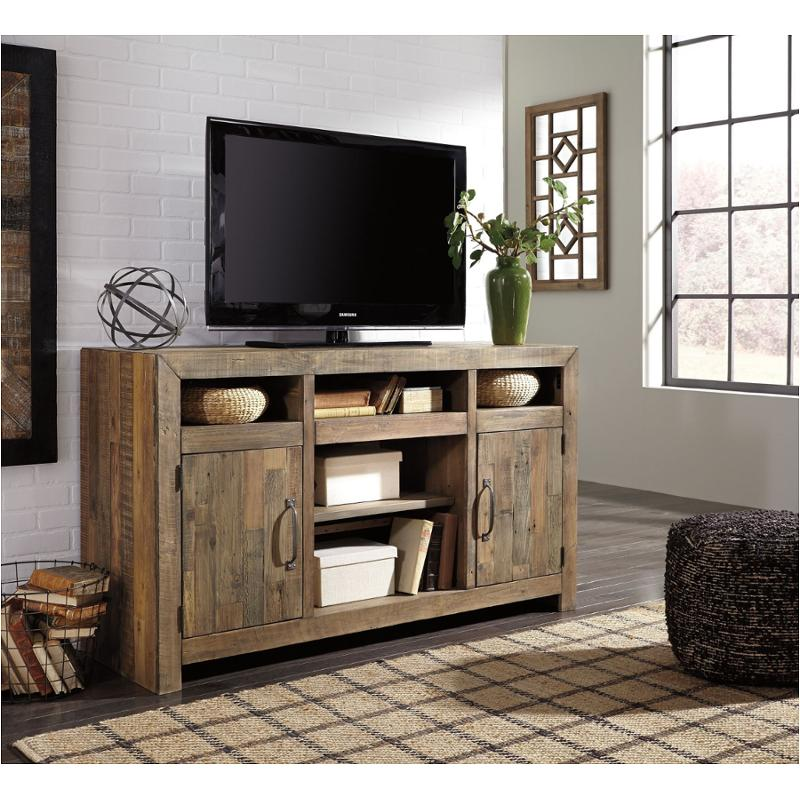 W775 48 Ashley Furniture Lg Tv Stand W Fireplace Option