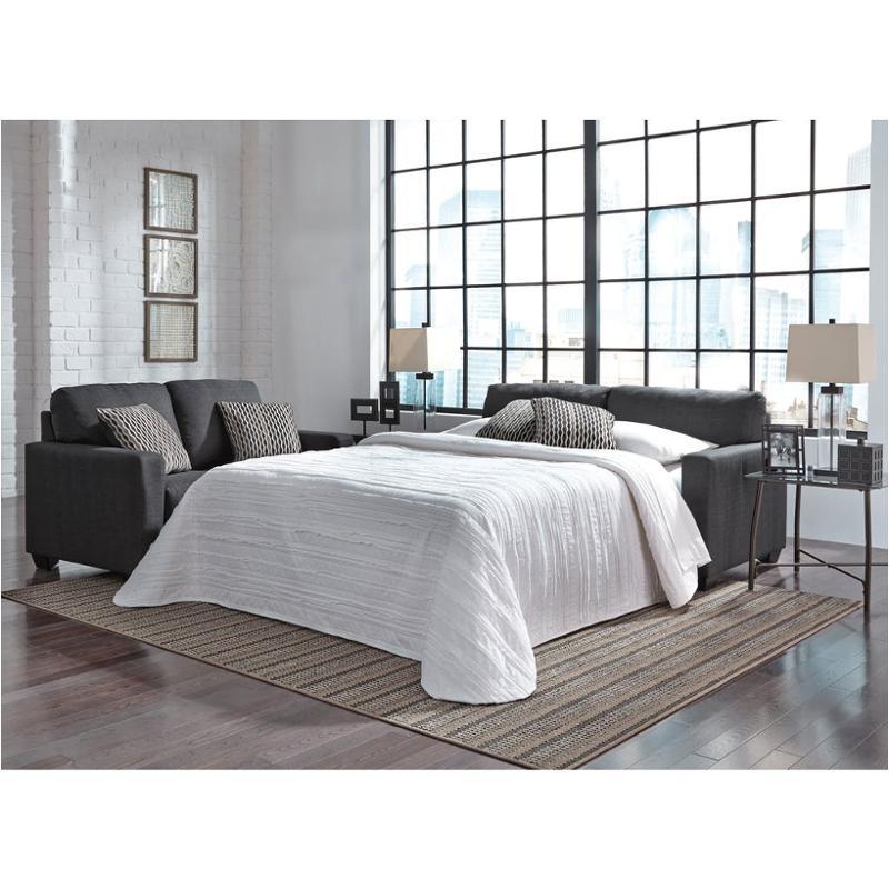 9730136 Ashley Furniture Bavello Full Sofa Sleeper