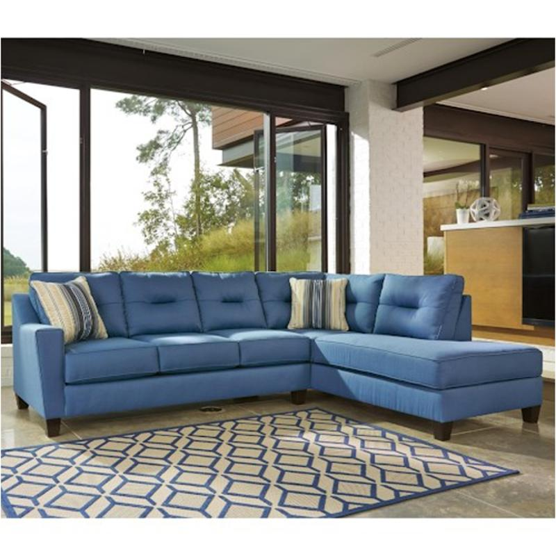 Pleasing 9960366 Ashley Furniture Kirwin Nuvella Blue Laf Sofa Home Interior And Landscaping Palasignezvosmurscom