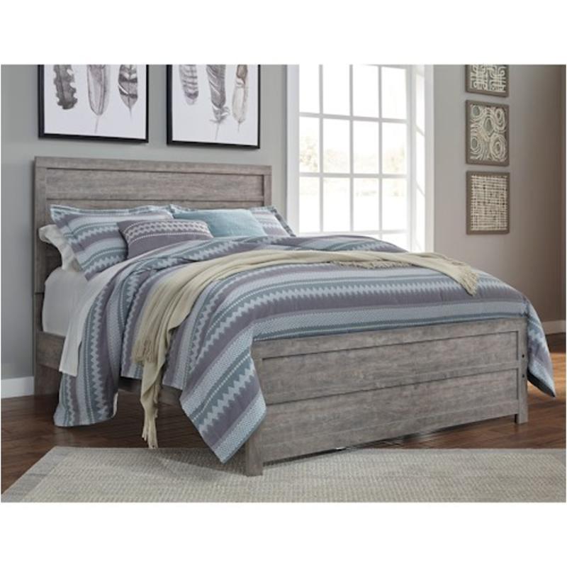 B070-58 Ashley Furniture Culverbach Bedroom King Panel Bed