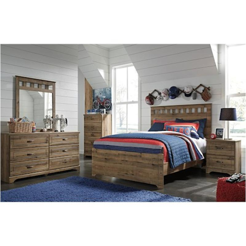 B173-87 Ashley Furniture Brobern Full Panel Bed