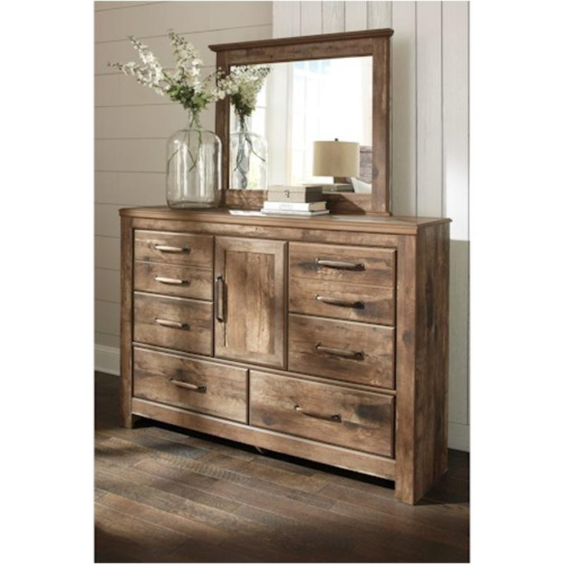 product dressers group mirror groups pc queen ashley timberline chest panel sd bedroom dresser furniture includes full