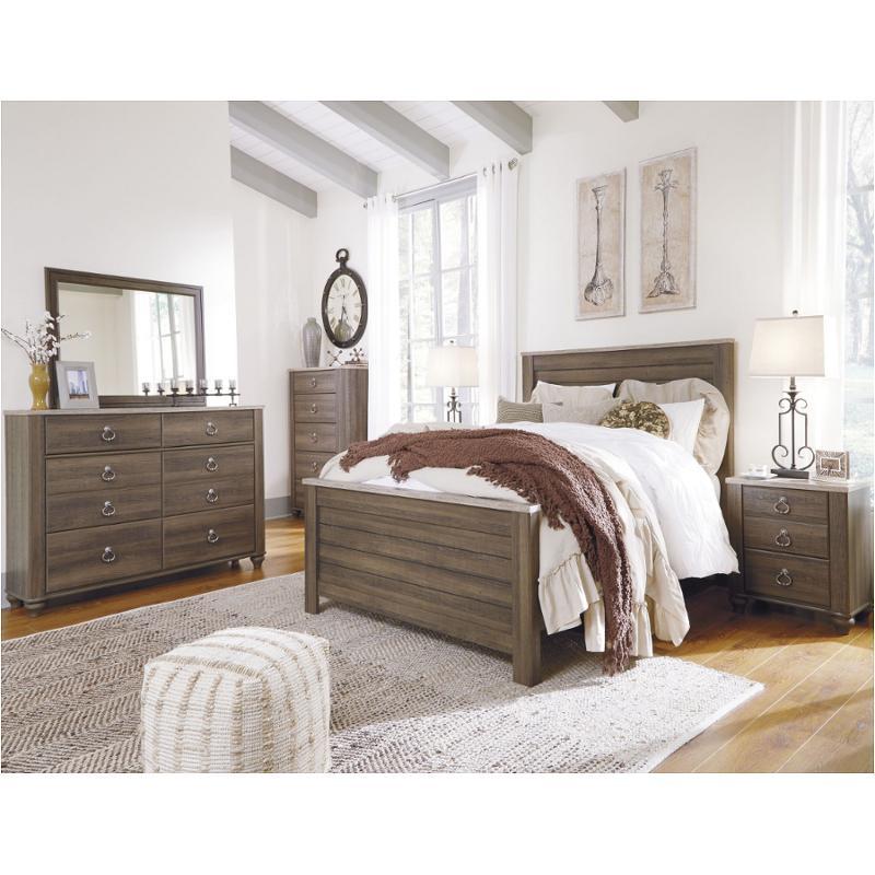 B268-57 Ashley Furniture Birmington Bedroom Queen/full