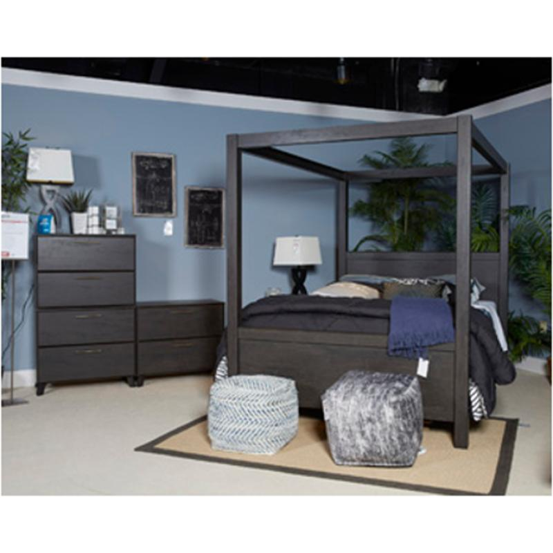 B273-72 Ashley Furniture Daltori Bedroom King Canopy Bed