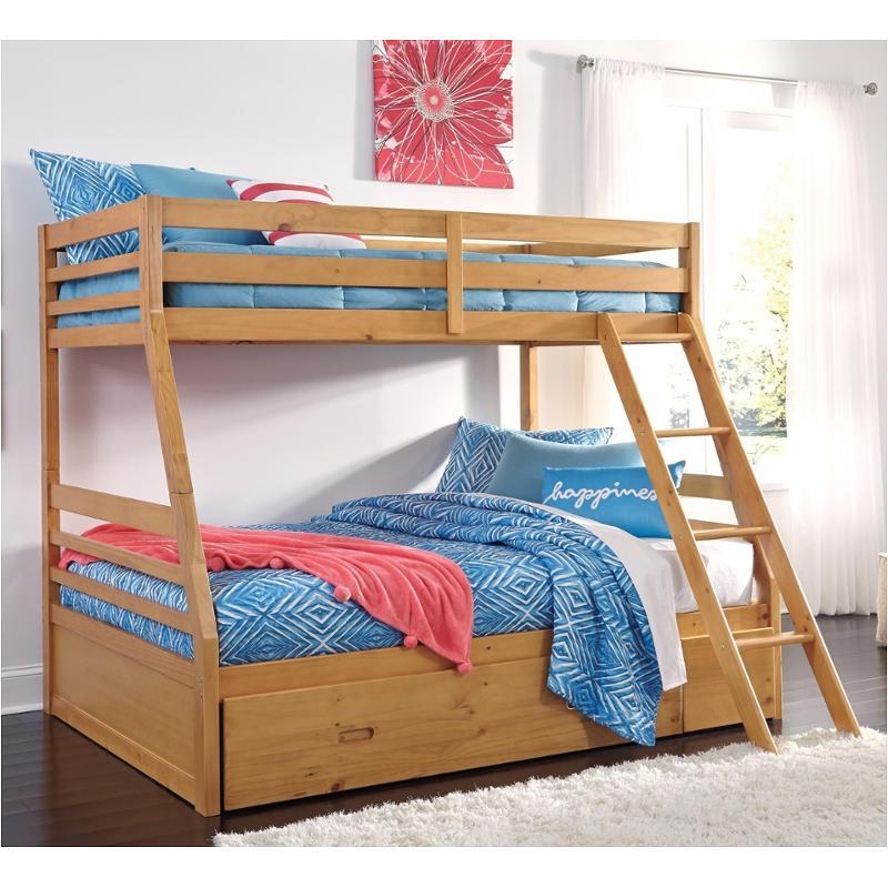 B324-50 Ashley Furniture Hallytown Kids Room Bed & B324-50 Ashley Furniture Hallytown Kids Room Under Bed Storage