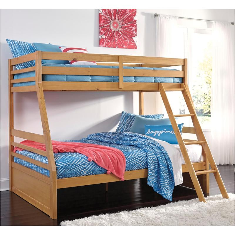 B324 58p Ashley Furniture Hallytown Twin Full Bunk Bed Panels