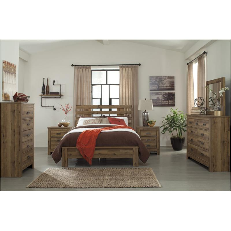B657 77 Ashley Furniture Queen Upholstered Bed: B369-77 Ashley Furniture Queen/full Panel Bed