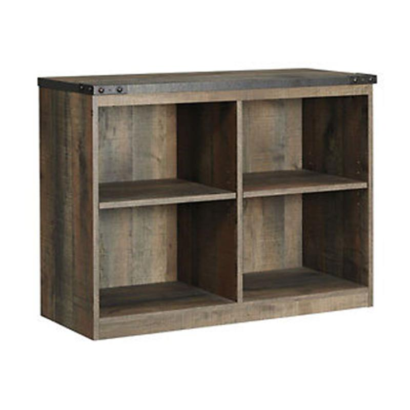 B446 17 Ashley Furniture Trinell Brown Bedroom Loft Bookcase