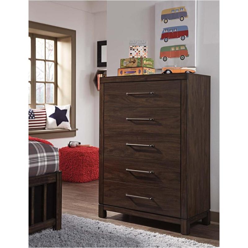 B504-45 Ashley Furniture Brissley Kids Room Five Drawer Chest