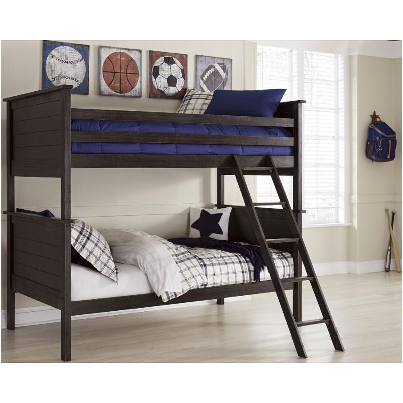 B521 59r Ashley Furniture Jaysom   Black Kids Room Bed