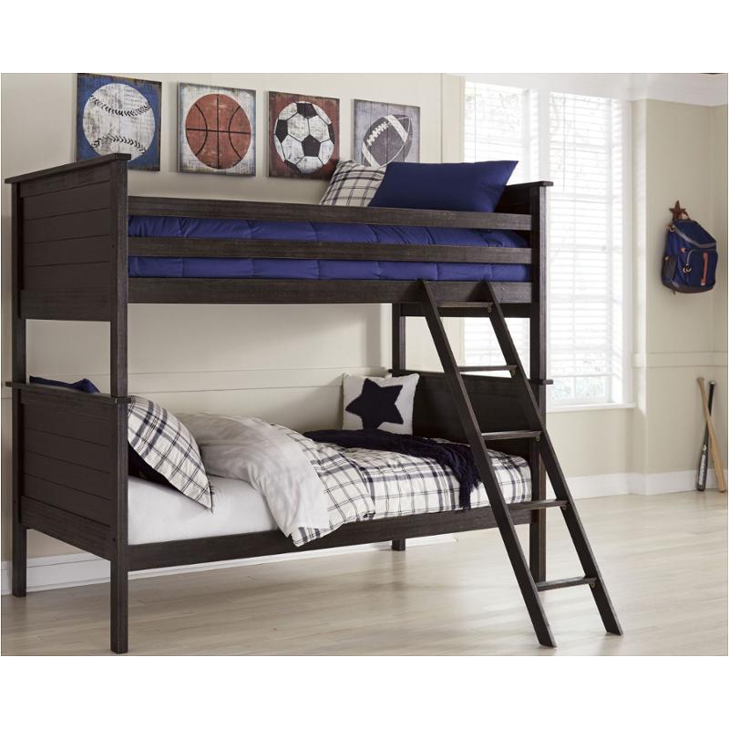 Ashley Furniture Edison Nj: B521-59s Ashley Furniture Twin/twin Bunk Bed Roll Slat
