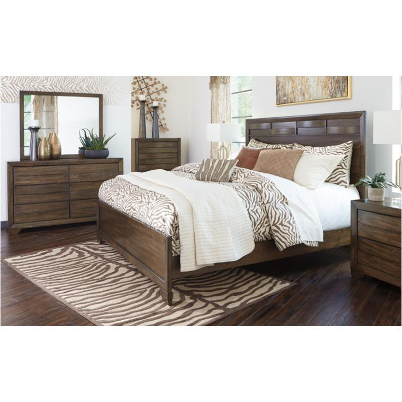 Ashley Furniture California: B588-82 Ashley Furniture Mydarosa King/california King