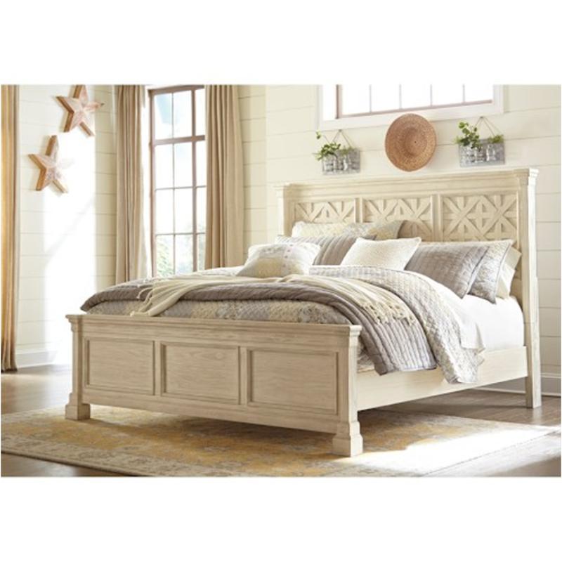 Ashley Furniture Circular: B647-54 Ashley Furniture Bolanburg Bedroom Queen Panel