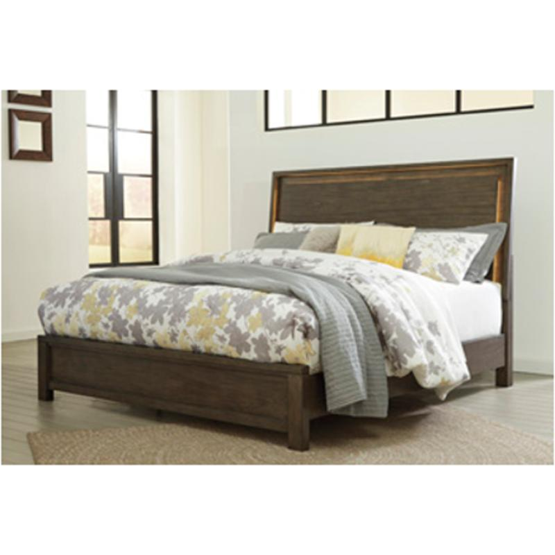 B675-57 Ashley Furniture Camilone Bedroom Queen Panel Bed