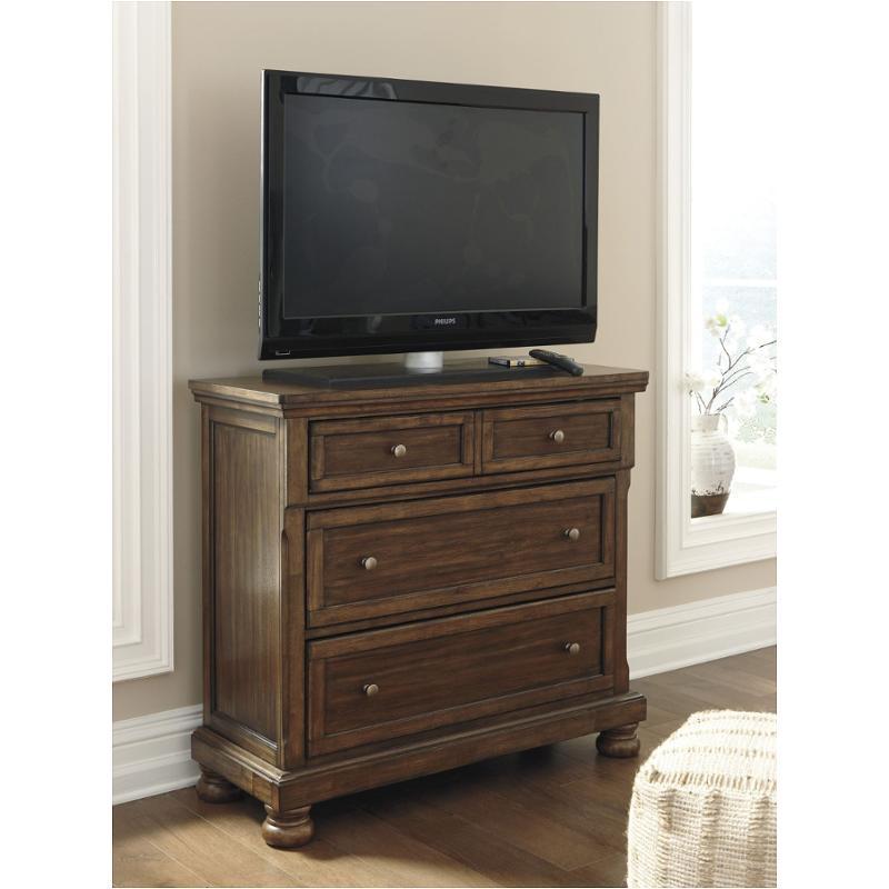 B719-39 Ashley Furniture Flynnter Bedroom Media Chest