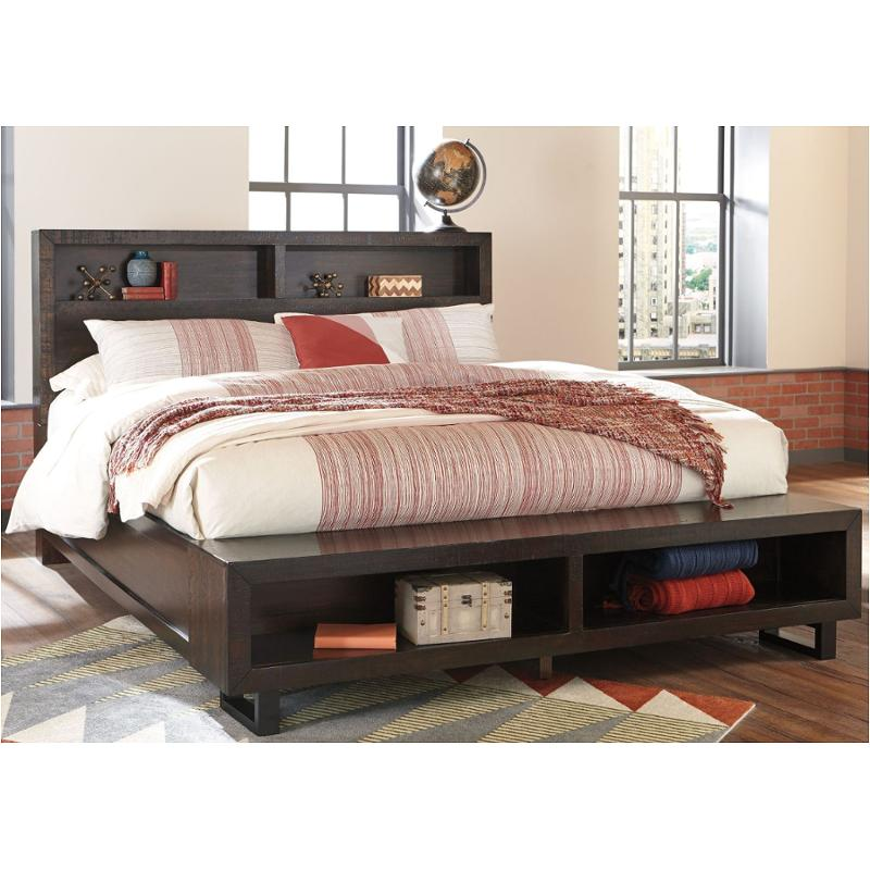 B721 64 ashley furniture parlone queen footboard with bench - Ashley furniture bedroom benches ...