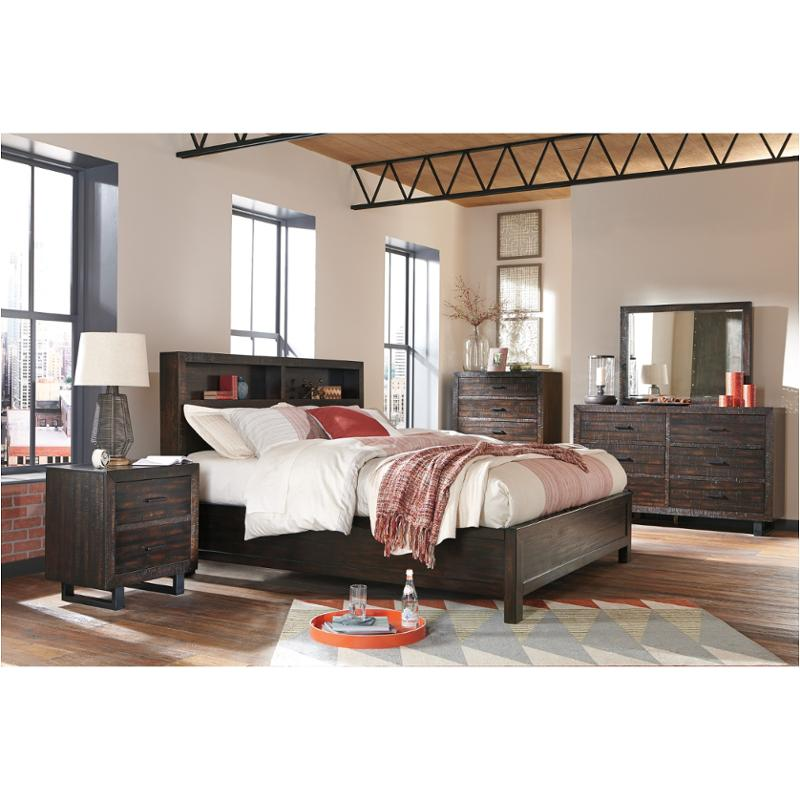B721 65 Ashley Furniture Parlone Bedroom Bed