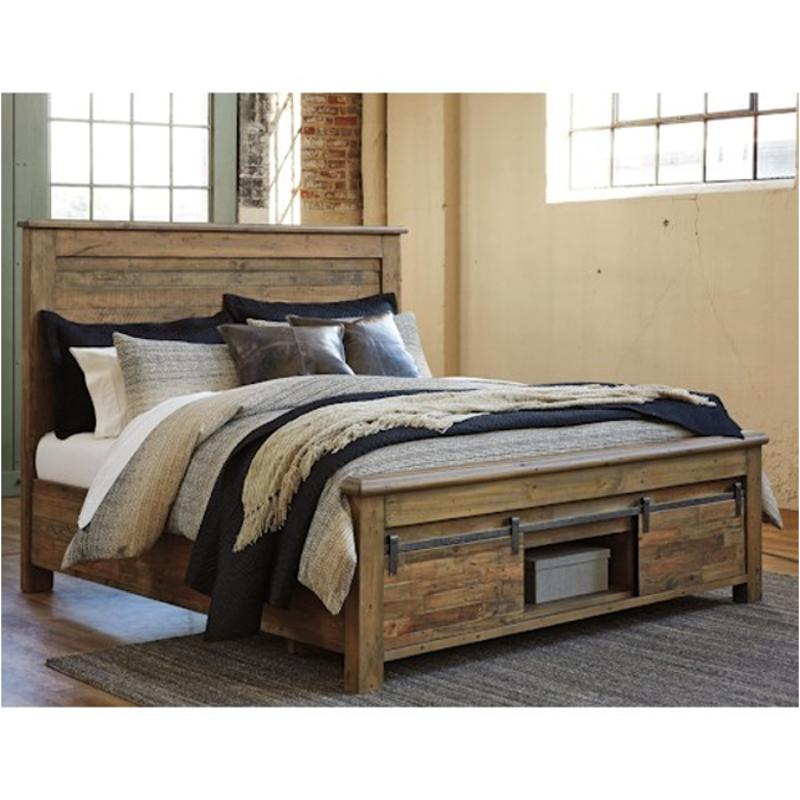 Ashley Furniture California: B775-76s Ashley Furniture King/california King Storage