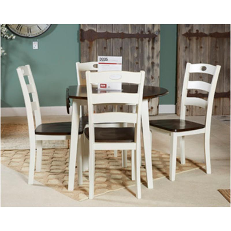 D335-425 Ashley Furniture Woodanville Dining Room Dining Table