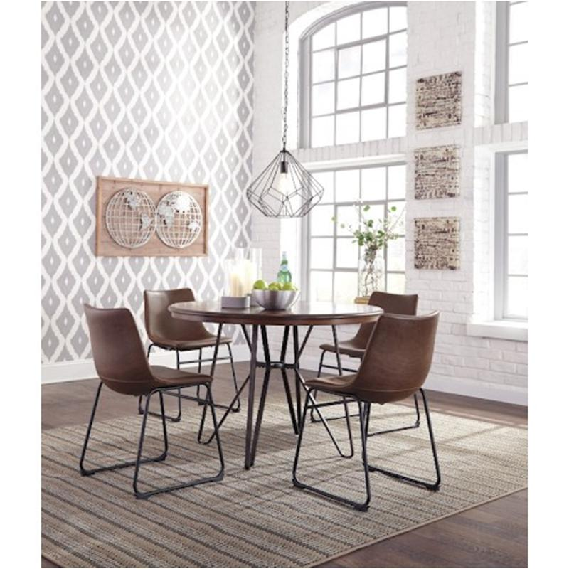 D372-15 Ashley Furniture Centiar Dining Room Round Dining ...