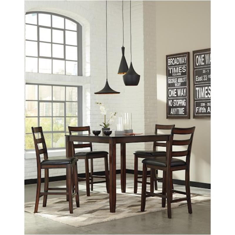 D385-223 Ashley Furniture Coviar Dining Room Counter