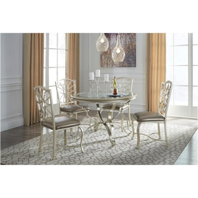 D390 15 Ashley Furniture Shollyn Dining Room Table