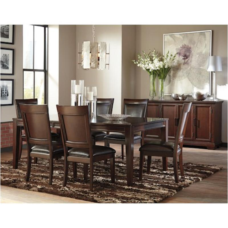 D471 35 Ashley Furniture Shadyn Dining Room Dining Table