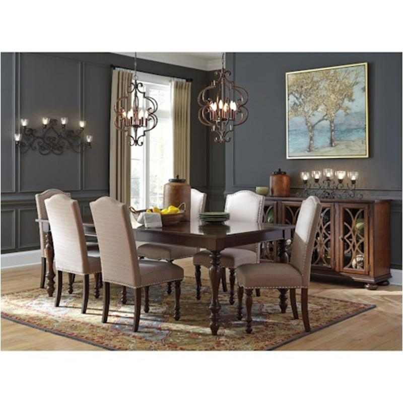 D506-35 Ashley Furniture Baxenburg Rectangular Dining Table