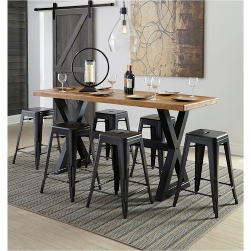 Ashley Furniture Glosco Kitchen Hutch: D548-13 Ashley Furniture Glosco