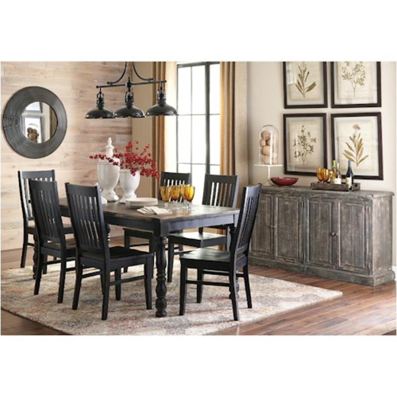 D640 25 Ashley Furniture Clayco Bay Rectangular Dining Table