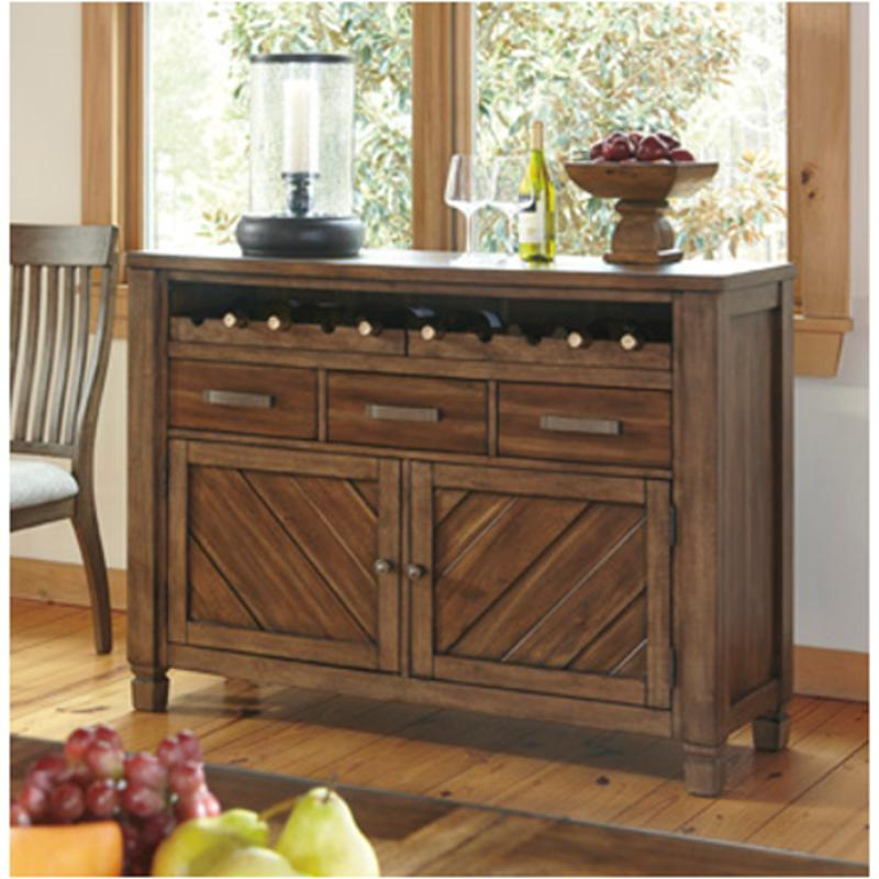 D652 60 Ashley Furniture Colestad Server