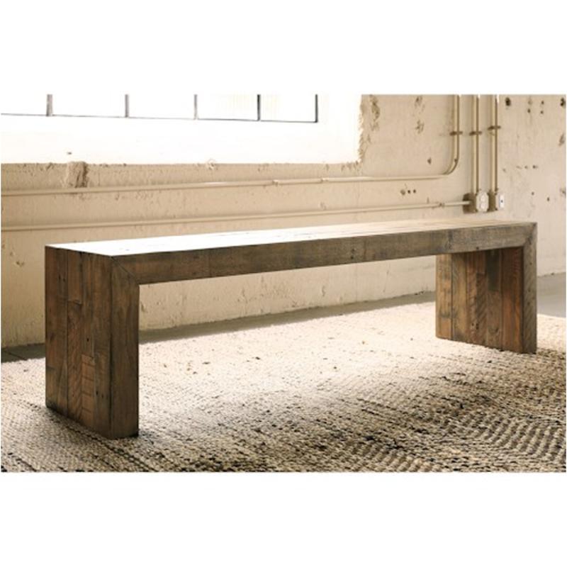 D775 09 Ashley Furniture Sommerford Dining Room Large Bench