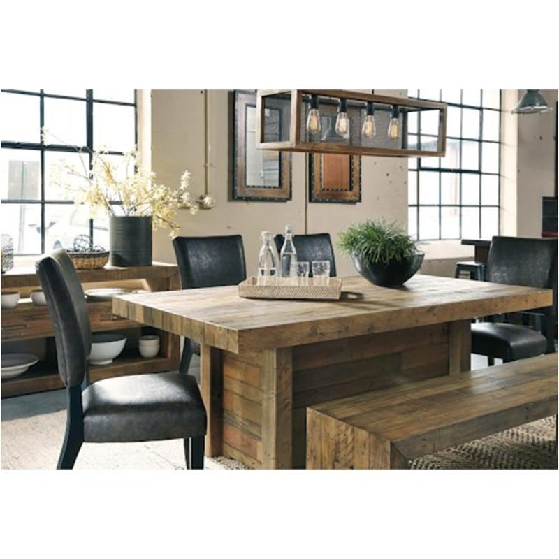 D775 25 Ashley Furniture Sommerford Dining Room Table