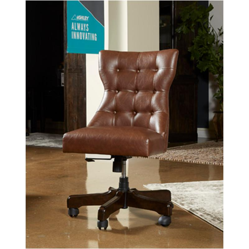 H200 04 Ashley Furniture Home Office Swivel Desk Chair