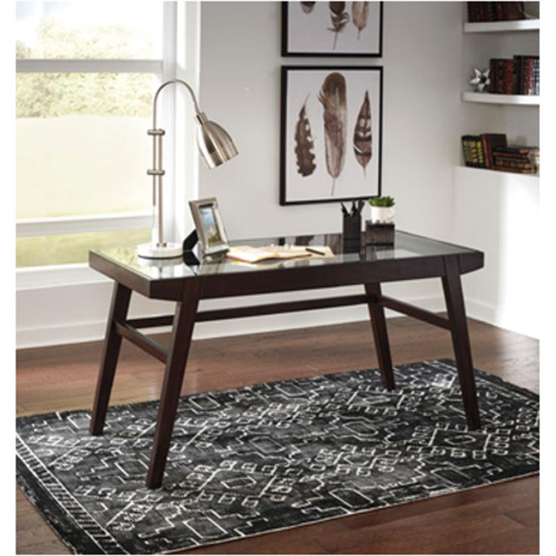 Ashley Furniture Corporate Headquarters: H637-10 Ashley Furniture Chanceen Home Office Desk