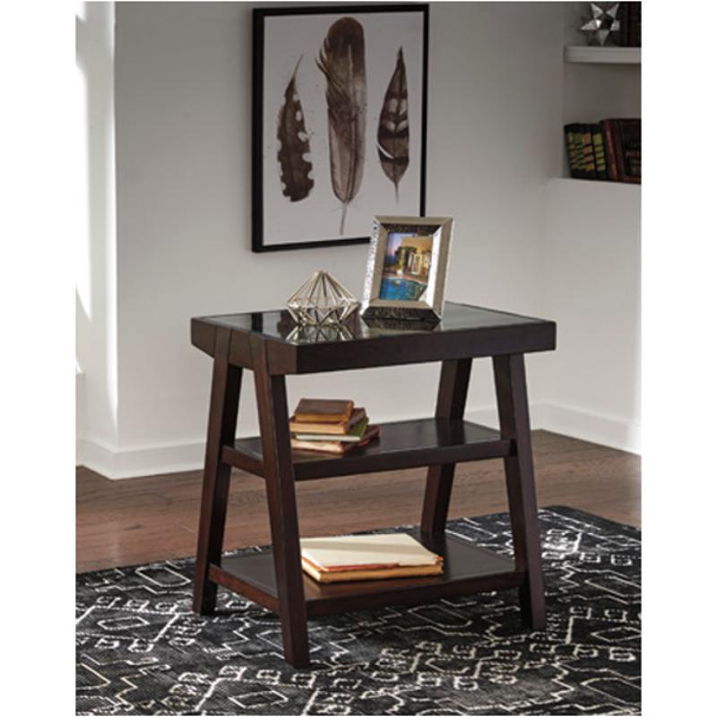 H637 24 Ashley Furniture Chanceen Home Office Desk