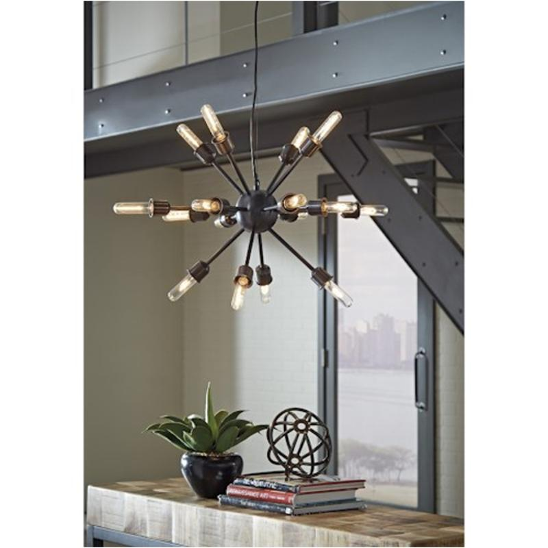 Ordinaire L000558 Ashley Furniture Accent Lighting