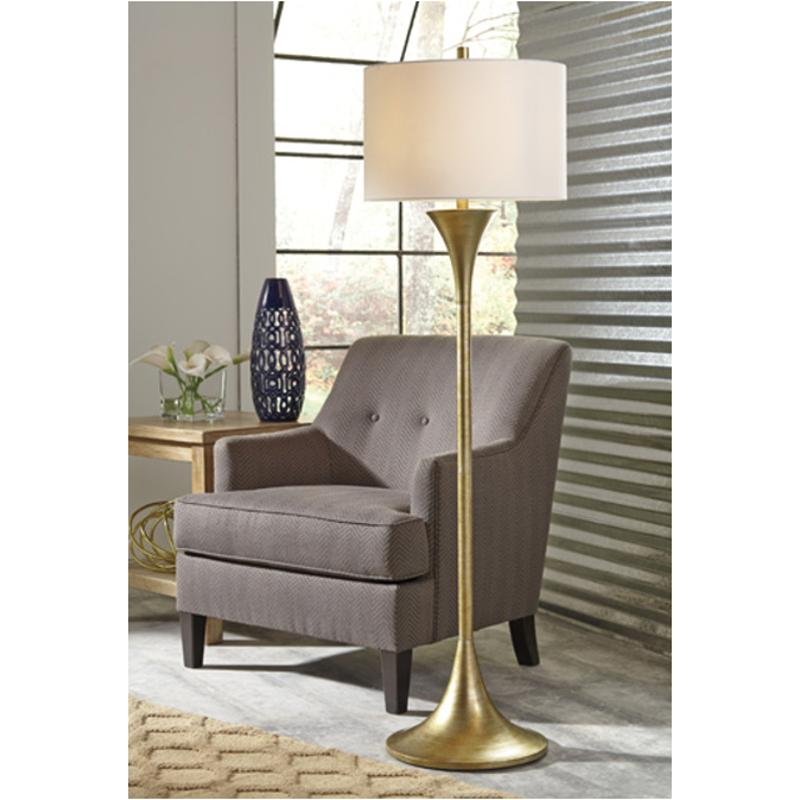 Marvelous L207131 Ashley Furniture Metal Floor Lamp Theyellowbook Wood Chair Design Ideas Theyellowbookinfo