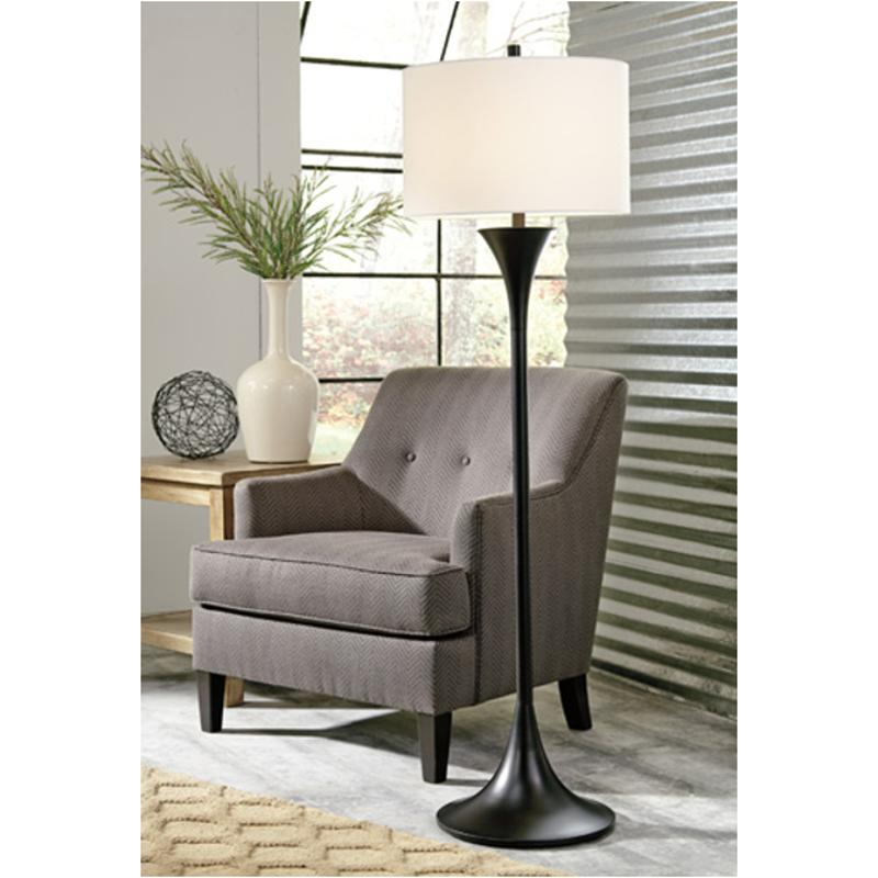 Peachy L207141 Ashley Furniture Metal Floor Lamp Theyellowbook Wood Chair Design Ideas Theyellowbookinfo