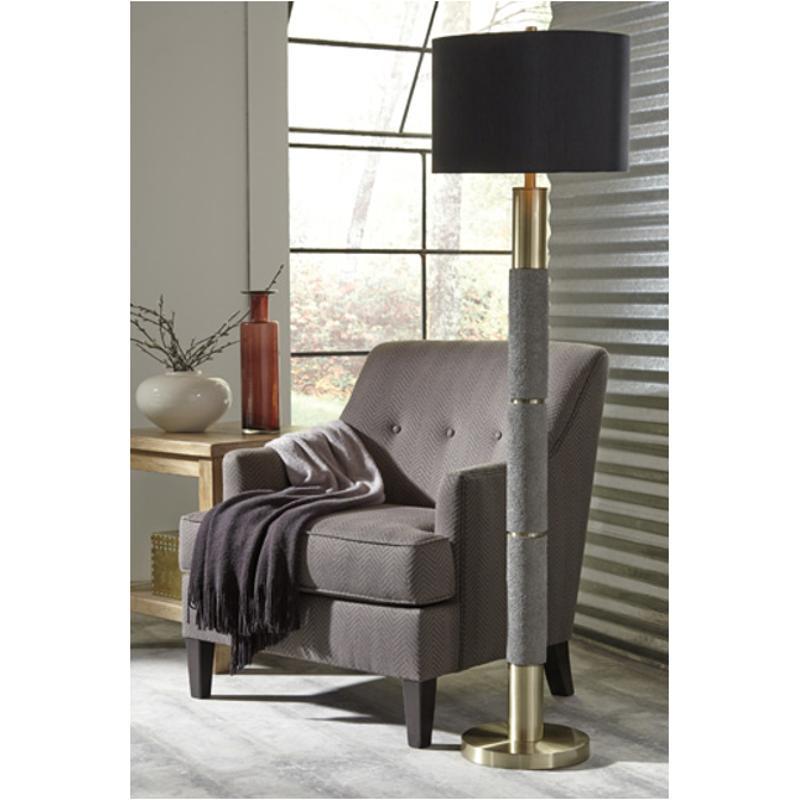 Fabulous L243161 Ashley Furniture Poly Floor Lamp Theyellowbook Wood Chair Design Ideas Theyellowbookinfo