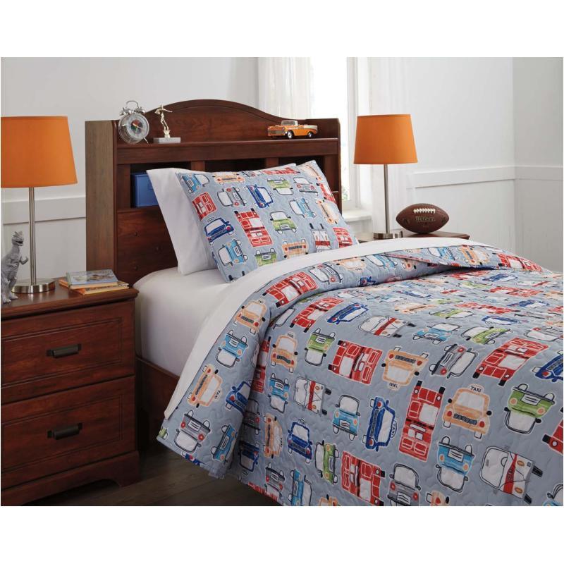 Q321001t Ashley Furniture Beaverton Bedding Comforter