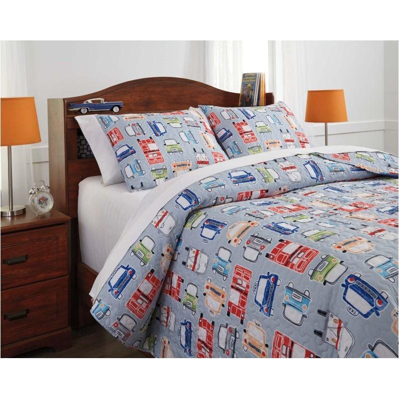 Q321003f Ashley Furniture Beaverton Bedding Comforter