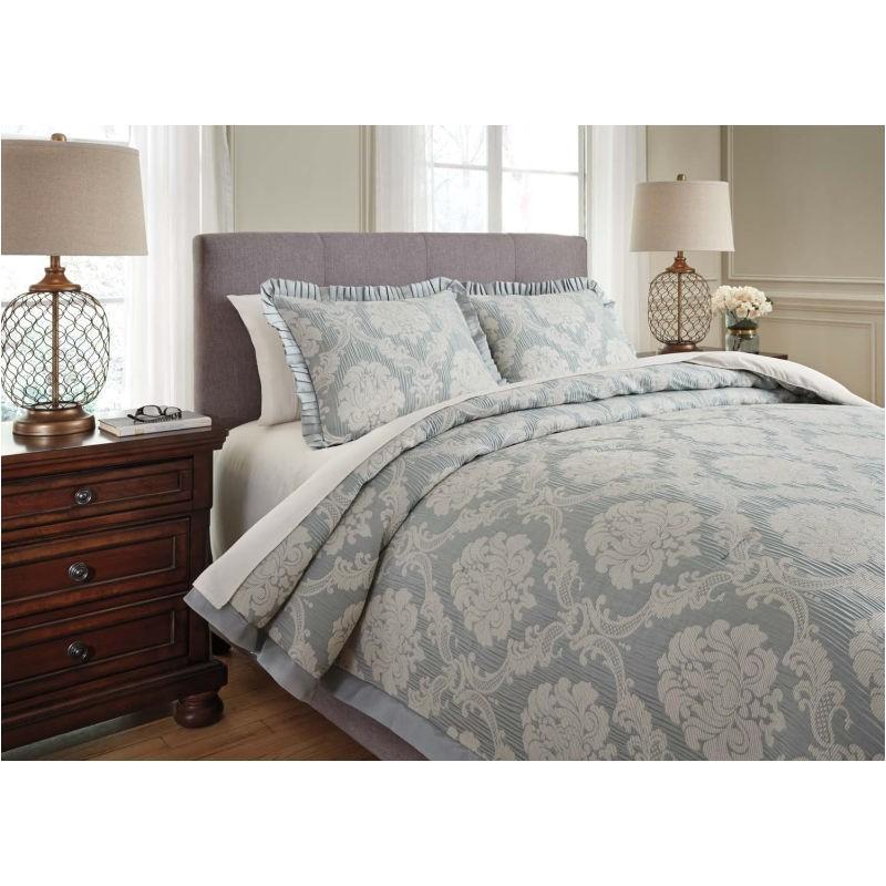 Q332003q Ashley Furniture Bedding Queen Comforter Set