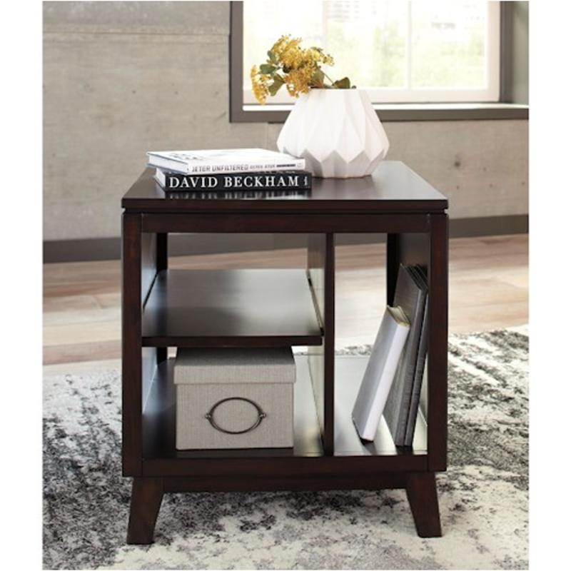 T027 3 Ashley Furniture Chanceen Living Room End Table