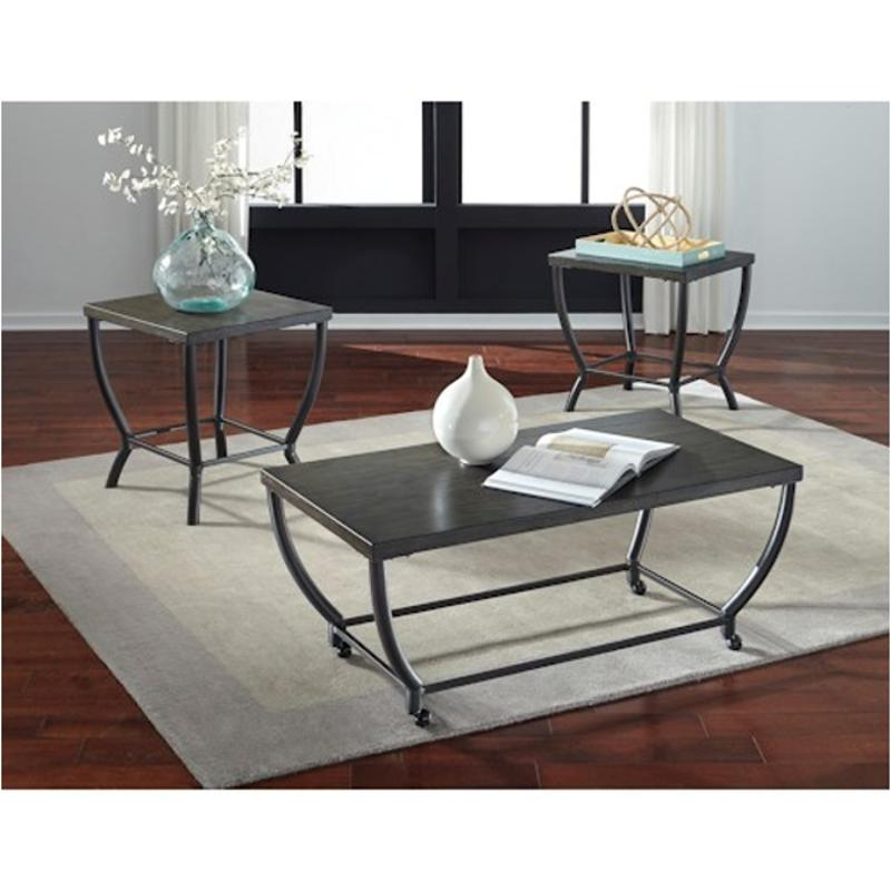 T049 13 Ashley Furniture Banilee Living Room Occasional