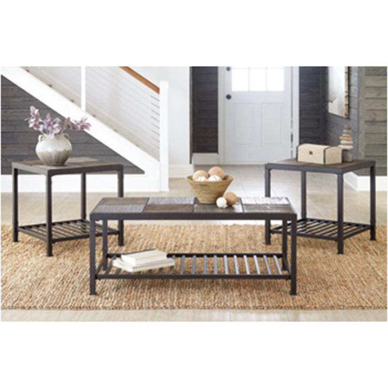 T049 13 Ashley Furniture Banilee Living Room Occasional: T183-13 Ashley Furniture Chelner Living Room Occasional