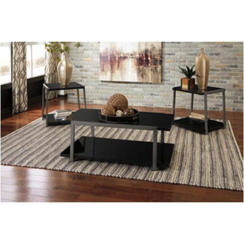 13 Ashley Furniture Rollynx Living Room Occasional Table Set